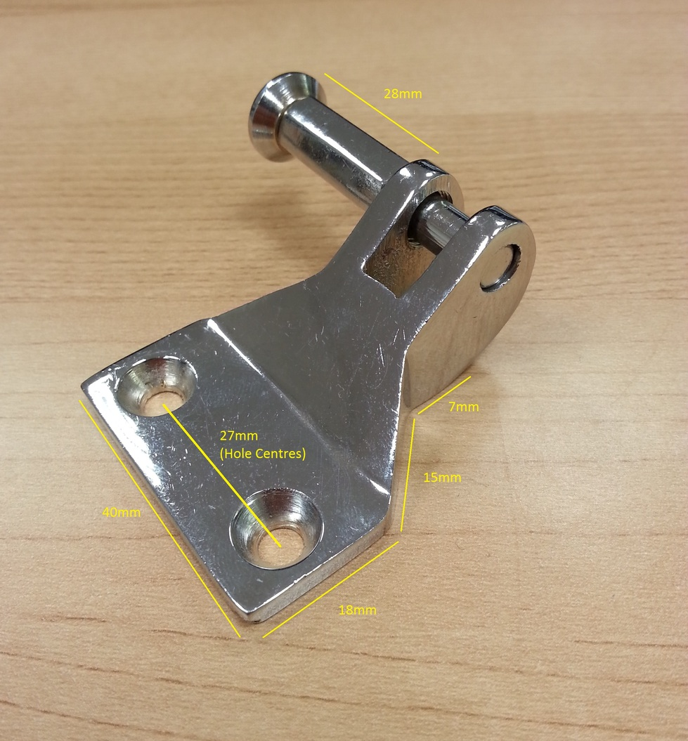 Single Thread Mounting Bracket